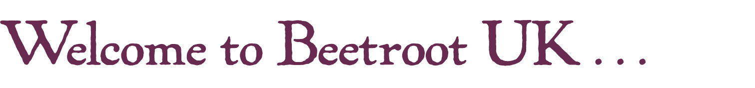 Welcome to Beetroot UK, one of the largest suppliers in Britain